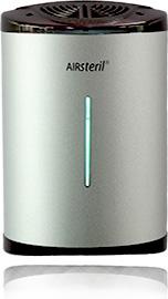 AirSteril Silent för att komplettera ventilationsaggregat Vl-50