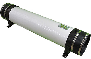 Luftrenare AirSteril Vent för pumpstation och pumphus