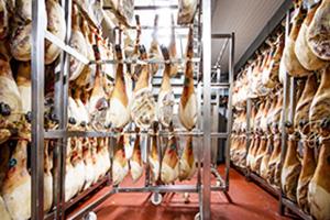 Avfuktare kan behövas i slaktrum, och kylrum samt frysrum