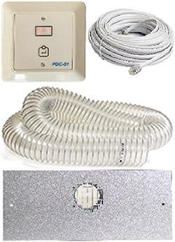 Grundpaket medföljande Acetec PD-250