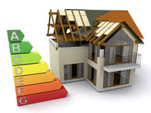 Energibesparing i hus kan leda till mögel