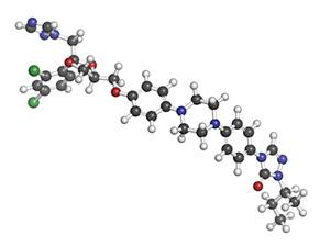 Itraconazole - Sporanox slår mot både mögel och cancer