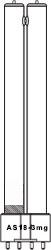 Luftrenare lampa med fotokatalys och svag koncentration av ozon