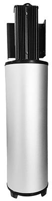 Luftrenare AirSteril Thermal 1500 med IP34 klassning
