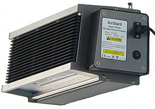 AirSteril UVGI för pumphus och pumpstation
