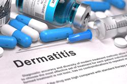Mögel i hus kan ge dermatit och eksem
