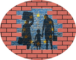 Flyktingar och invandrare kan komma till hus med mögel