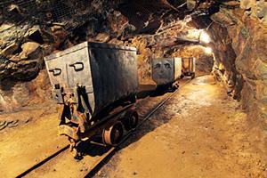 Mögel i gruvor och gruvarbetare