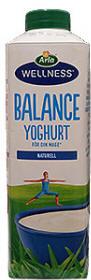Exempel på yoghurt med bakterieflora som kan motverka patogener