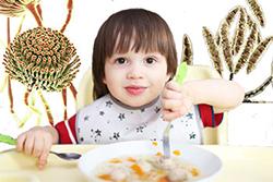 Läs om MYCOMIX och att mögel är skadligt för barn