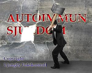 Myten om autoimmunitet är krossad