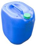 Som saneringsvätska och oxidativ mögelsanering används natriumhypoklorit