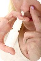 Nässpray kan vara farligt att använda