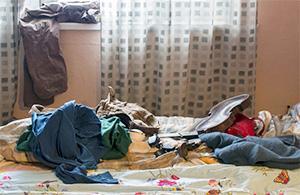 Socialsanering av olägenhet i lägenhet