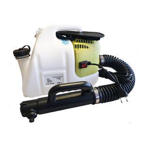 Kallfogger för foggning av saneringsvätska mot mögel, bakterier och lukt