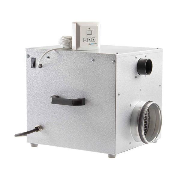 Acetec EvoDry 24P avfuktare sorptionsavfuktare för krypgrund vind