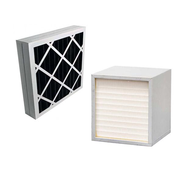 Förfilter Kolfilter och Hepafilter till Luftrenare APU 500